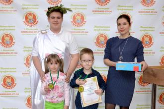 Группа победителей 5-6 лет номинация без законов: 3 место Маслова Василиса (тренер Горбунова Инесса